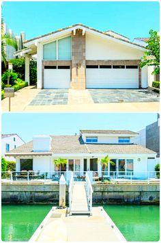 Remodeled home that offers beautiful west facing water channel views! http://www.teamaguilar.com/san-diego-ca-homes/57-blue-anchor-coronado-ca-92118-2000095380/