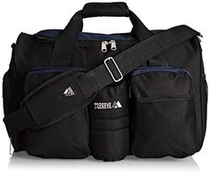 Everest Gym Bag with Wet Pocket Sport Duffel. -Includes a side pocket that could be used for shoes or wet gear. -Includes a bottle holder. Capacity 1950 / 32 L Weight 2 lbs 8 oz / kg. Red Bags, Blue Bags, Mens Gym Bag, Best Gym, Karate, Zipper Pouch, Luggage Bags, Yoga, Ebay
