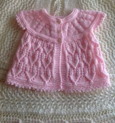 Baby Crochet Patterns Step by step - Crochet suit - Episode 5 (finishing) Baby Knitting Patterns, Baby Cardigan Knitting Pattern Free, Knitting Stitches, Baby Patterns, Crochet Patterns, Knitting For Charity, Knitting For Kids, Crochet Baby, Knit Crochet