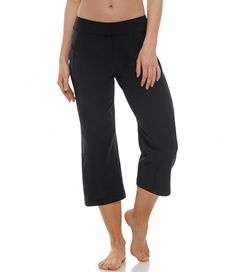 Women's Fitness Crop Pants | Free Shipping at L.L.Bean