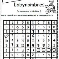 21/09/2012 >ici< des labyrinthes pour reconnaitre les chiffres…