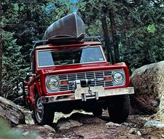 Celebrating 50 Years of the Ford Bronco
