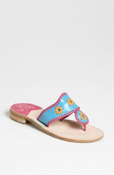 Jack Rogers Thong Sandal available at Nordstrom