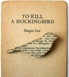Text from Classic Books Recycled Into Charming Brooches - Featured Blog Posts - My Modern Metropolis