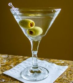 Classic Martini by Real Food Finds #realfoodfinds #classicmartini #martini   The perfect martini…what is the answer?  I would say that would be a matter of personal preference.  It all depends on the ratio of gin to vermouth.  It can be 1 to 1, all the way up to 100 to 1, depending on how dry you like it.  I use a 3 to 1 ratio... Read More »