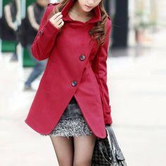 Pink elegant Coat