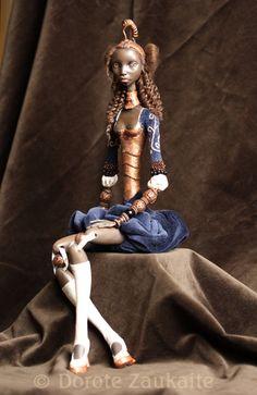 Unique art doll, BM-02