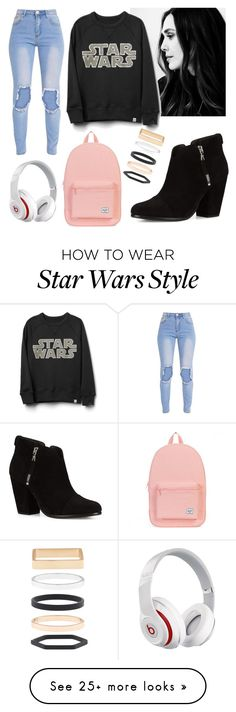 """""""Rosemarie"""" by allisonsalvatore392 on Polyvore featuring Herschel, Olsen, rag & bone, Beats by Dr. Dre and Accessorize"""