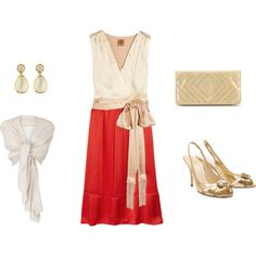 """""""Summer Wedding"""" by fabafter40 on Polyvore"""