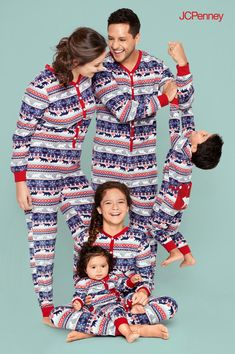 Get your crew cozied up for festive fun in holiday pajama sets for the  whole family. Go all matchy-matchy or mix it up in Christmas jammies that  make ... b79b3ceb0