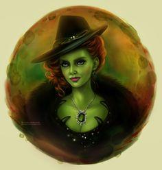#Witch #Heks Wicked Witch - Daniel Kordek