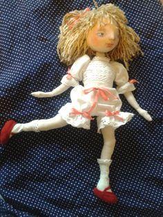 А не пойти ли в балерины?