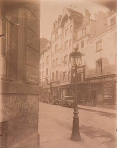 Eugène Atget - Rue Boutebrie, Paris, albumen print Eugene Atget, Collage, Wallpapers, Paris, Abstract, Artwork, Photography, Places, Summary