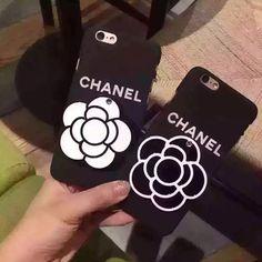 可愛い シャネル アイフォン7/7プラス ケース 鏡付き iphone6s/6s plus 人気カバー iphone 6/6plus 椿付きケース 女性向け