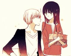 Last Game kujou and yanagi