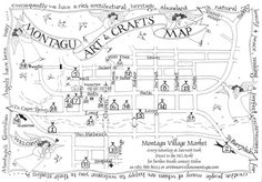 Montagu Arts and Crafts Route
