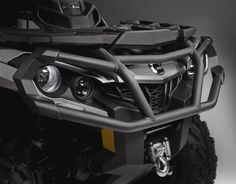 2015 Can-Am Outlander MAX 800R XT Bumper Front