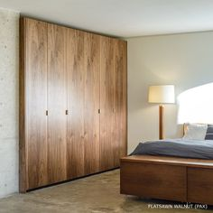 We offer doors for both Ikea Pax closets and Sektion kitchen cabinets used as closets. All doors come vertical-grain only. Note: Pax closet doors are not avail Ikea Pax Hack, Ikea Closet Hack, Ikea Pax Wardrobe, Wardrobe Doors, Bedroom Wardrobe, Bedroom Closets, Ikea Bedroom, Wardrobe Closet, Bedroom Doors