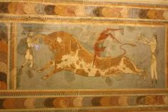 Minoan Frescoes - Ancient History Encyclopedia