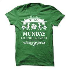 SPECIAL Team MUNDAY LifeTime Member 2015 - #plaid shirt #cute sweater. ORDER HERE => https://www.sunfrog.com/Valentines/SPECIAL-Team-MUNDAY-LifeTime-Member-2015.html?68278
