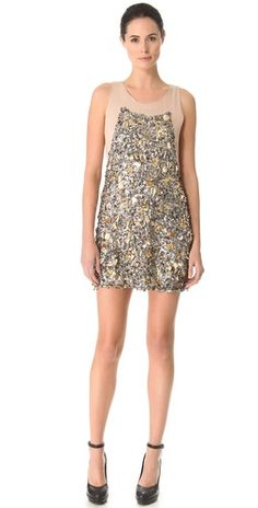 Gryphon Confetti Dress