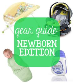 Newborn gear guide   (testing badges)