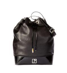 61fff37477896 Melrose Bag in Black by Jill Milan Cornelia Guest