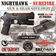 Help me win this awesome giveaway from @ontargetmagazin