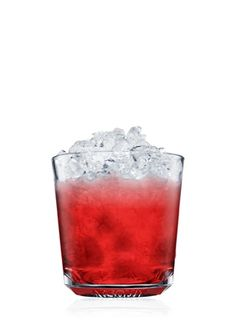 Raspiroska: 1 part absolut raspberri, 1 splash simple syrup, and 6 pieces raspberry.