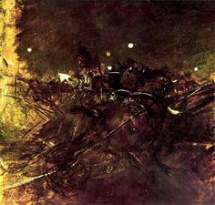 Night on Montmartre, Giovanni Boldini