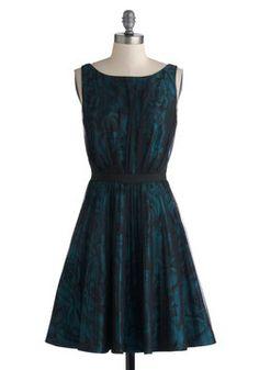Ready, Set, Glow Dress, #ModCloth ohmy