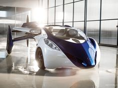 AeroMobil flying car to take off in 2017