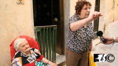 LA QUESTIONE MERIDIONALE : una signora di Lecce