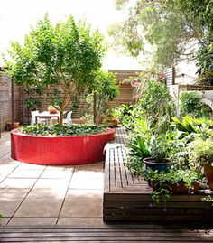 How to make it work: small gardens