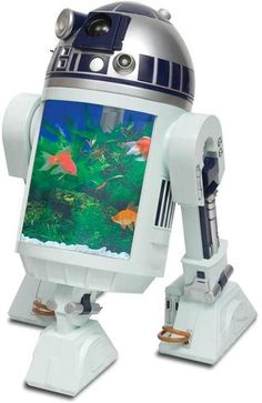 I want this fish tank it's awesome