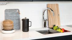 Oras Cubista kitchen faucet 2839F, Nordic design