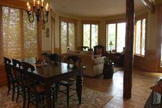 Amazing Northern Michigan Homes: Torch Lake Log Cabin - Northern Michigan's News Leader
