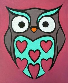 'Owl Love' by Ashleigh of Lockets and Lace