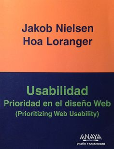 """It used to be a """"must read"""" at that time. Seo And Sem, Anaya, Reading, Design Web, Word Reading, Reading Books, Libros"""