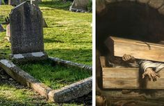 Visit The Ticking Tomb, the Pennsylvania Grave that Inspired Edgar Allan Poe's 'The Tell-Tale Heart'