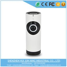 New Wifi Smart Home mini 180 degree 720p panoramic wireless ip camera with alarm system