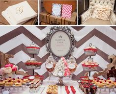 Bridal Shower Brunch Menu | Bridal Shower / Brunch