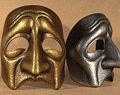 Latex masks on Etsy (By Piratemask)