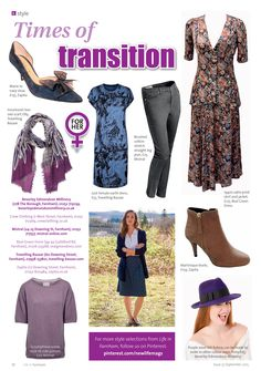 Times of transition ~ Preparing for the transition from Great British summer to unpredictable autumn... #locallife #style #fashion #autumn #trend #inspiration #ideas #Farnham #Surrey