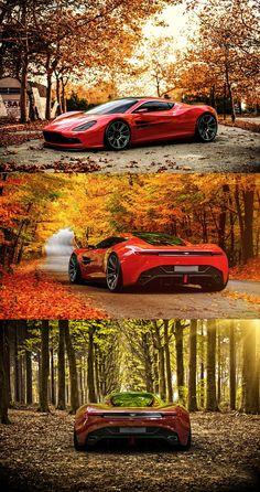 Gorgeous Aston Martin DBC Concept | Justearnmoneyonline.com