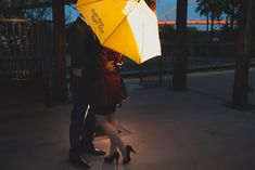Riverfront Station in Nashville was perfect for this themed How I met your mother engagement session.