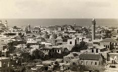 Latakia, Syria in the 1930s