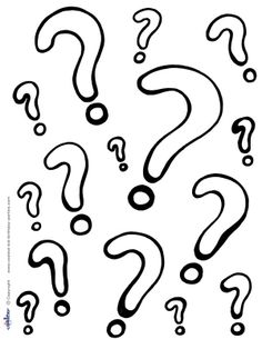 question mark coloring page - 1000 images about philippians on pinterest coloring