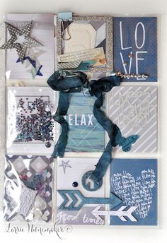Lorrie's Story: August 2015 Pocket Letters