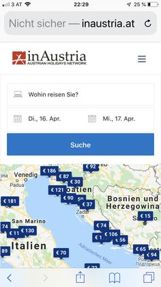 Hotel Booking System very easy and to the best price Hotels, Good Things, Map, Books, Padua, Bosnia, Ski Trips, Venice, Places